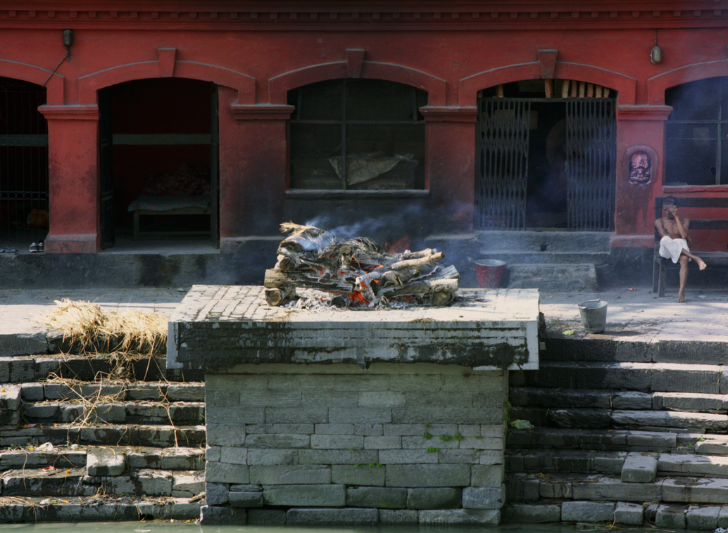 Funeral Ghat-Pashupatinath